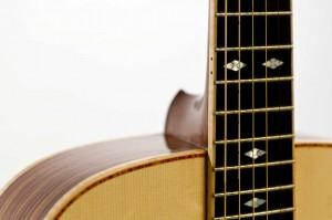 Paolo Sussone Guitars Chitarra Acustica Concerto OOO