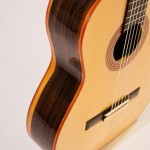 Paolo Sussone Guitars Chitarra Classica Concerto GIUA signature