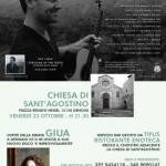 Marcus Eaton live in Genova giua special guest guitars